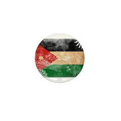 Jordan Flag Mini Button (10 pack)