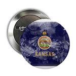 Kansas Flag 2.25