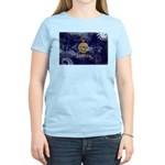 Kansas Flag Women's Light T-Shirt