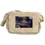 Kansas Flag Messenger Bag