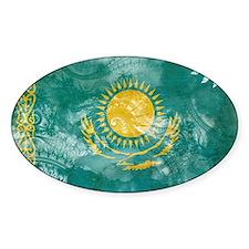 Kazakhstan Flag Decal