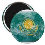 Kazakhstan Flag Magnet