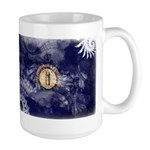 Kentucky Flag Large Mug