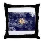 Kentucky Flag Throw Pillow