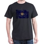 Kentucky Flag Dark T-Shirt