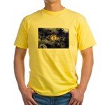 Kentucky Flag Yellow T-Shirt