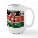 Kenya Flag Large Mug