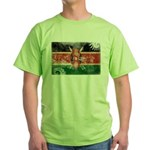 Kenya Flag Green T-Shirt
