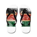 Kenya Flag Flip Flops
