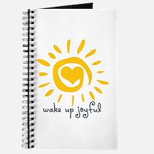 Wake Up Joyful Journal