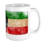 Kuwait Flag Large Mug