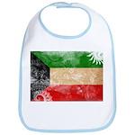 Kuwait Flag Bib