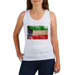 Kuwait Flag Women's Tank Top