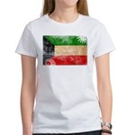 Kuwait Flag Women's T-Shirt