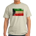 Kuwait Flag Light T-Shirt