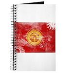 Kyrgyzstan Flag Journal