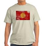 Kyrgyzstan Flag Light T-Shirt
