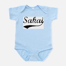 Vintage Sakai Infant Creeper