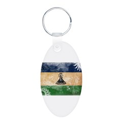 Lesotho Flag Keychains