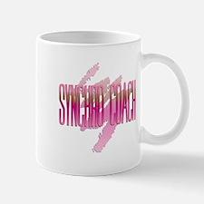 Synchro Coach Small Small Mug