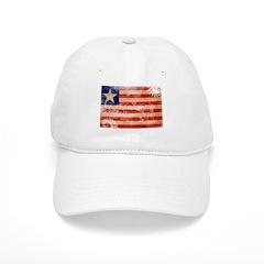 Liberia Flag Baseball Cap