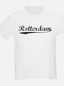 Vintage Rotterdam Kids T-Shirt