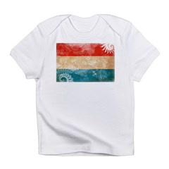 Luxembourg Flag Infant T-Shirt