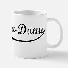 Vintage Rostov-na-Donu Mug