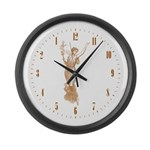 Magic Clock, Traditional, Makes You Younger Large