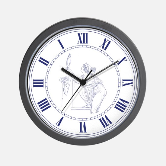 Magic Clock, Classic, Makes You Younger Wall Clock