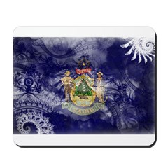 Maine Flag Mousepad