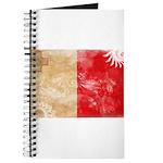 Malta Flag Journal