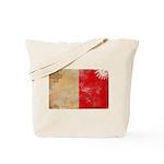 Malta Flag Tote Bag