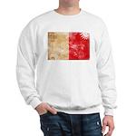 Malta Flag Sweatshirt