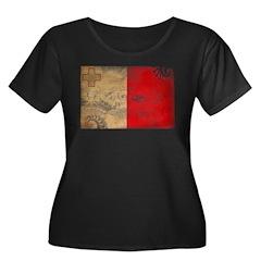 Malta Flag T