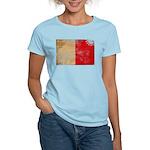 Malta Flag Women's Light T-Shirt