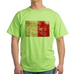 Malta Flag Green T-Shirt
