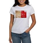 Malta Flag Women's T-Shirt