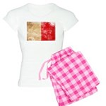 Malta Flag Women's Light Pajamas