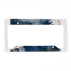 Marshall Islands Flag License Plate Holder