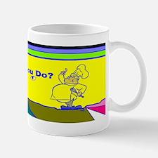 Comic You Can Do Mug