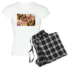 Maryland Flag Pajamas
