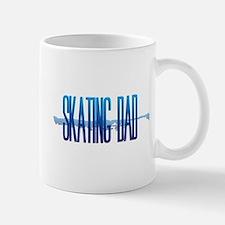 Skating Dad Small Small Mug