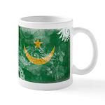 Mauritania Flag Mug