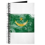 Mauritania Flag Journal
