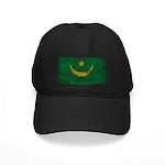 Mauritania Flag Black Cap