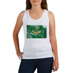 Mauritania Flag Women's Tank Top