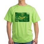 Mauritania Flag Green T-Shirt