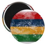 Mauritius Flag Magnet