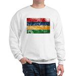 Mauritius Flag Sweatshirt